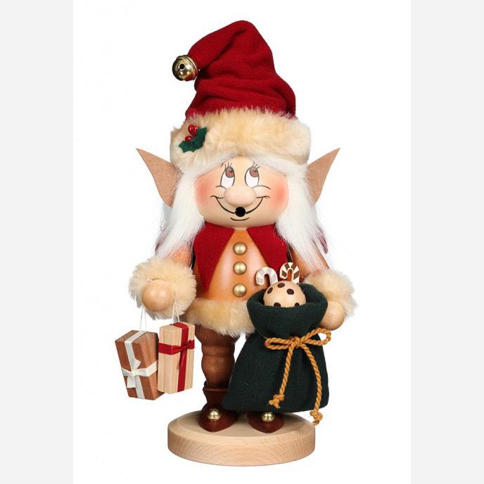 Räuchermann  Wichtel Weihnachtselfe