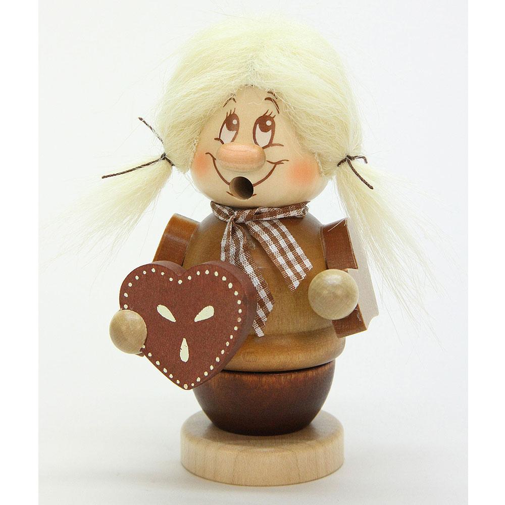 Räuchermann Miniwichtel Gretel