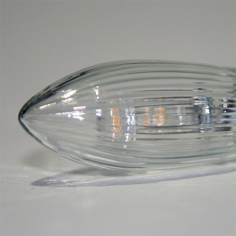 7er Pack E10 Leuchtmittel klar, 10-55V, 0,2W, warm